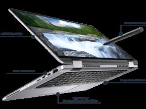 Dell Latitude 9520 2 in 1  L9520-9210 15.0 FHD touch I7-1185G7 16GB 512SSD INTEL HD WIN10PRO  3YOS