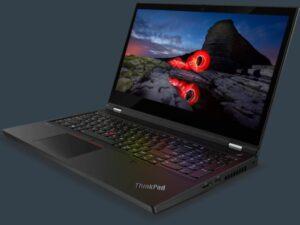 נייד גרפי לנובו Lenovo ThinkPad P15 WS 15.6 FHD IPS 500nits Anti-glare i7-10750H 64GB 1TB SSD NVME QUADRO T2000  WIN 10 PRO 3YR