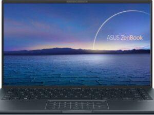 מחשב נייד ללא מסך מגע Asus Zenbook 14 Ultralight UX435EAL-KC047T – צבע אפור