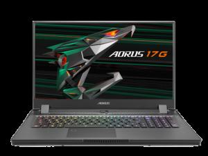 מחשב נייד Gigabyte AORUS RX7G AORUS 17G XC 17.3 inch i7-10870H 3070Q 32G 512GB Win10 Home