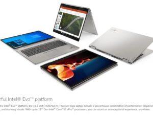 מחשב נייד Lenovo ThinkPad X1 Titanium Yoga Gen 1 20QA001VIV לנובו
