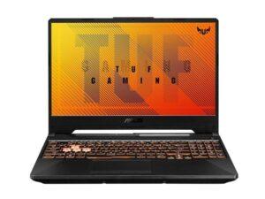 ASUS FX506HM-HN004 I7-11800H 15.6 FHD  16GB DDR4 512 M.2 SSD RTX™ 3060-6GB DOS 1 year BLACK