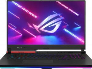 מחשב נייד לגיימרים Asus ROG Strix G17 G713QM-HG084R – צבע שחור