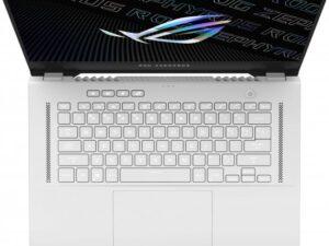 מחשב נייד לגיימרים Asus ROG Zephyrus G15 GA503QR-HQ113T – צבע לבן