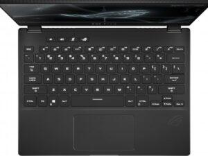 מחשב נייד עם מסך מגע Asus ROG Flow X13 GV301QH-K5228R – צבע שחור