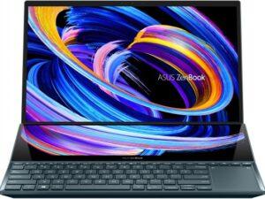 מחשב נייד עם מסך מגע Asus ZenBook Pro Duo 15 OLED UX582LR-H2017T – צבע כחול