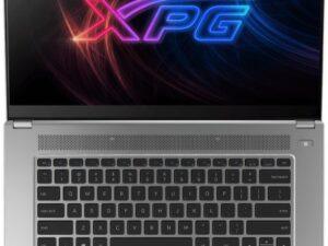 מחשב נייד עם מסך מגע ADATA XPG Ultrabook XENIAXe-15TI7 – צבע אפור