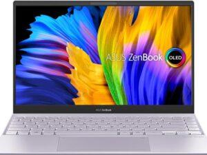 """Asus ZenBook 13 UX325EA-KG274T 13.3"""" FHD OLED  i7-1165G7 16GB  512SSD M.2 WIN 10 HOME Number Ped 1.14 kg Lilac Mist"""