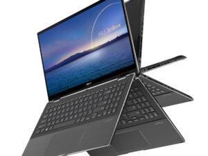 ASUS UX564EI-EZ006T 15.6 FHD-Touch  i7-1165G7 16GB DDR4 1TB M.2 SSD GTX 1650Ti -4GB Win10 Home Grey