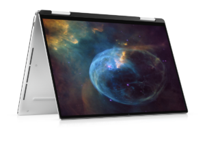 Dell XPS13 9310  XPS13-8574 2 IN 1 13.4 UHD+TOUCH/I7-1165G7/32GB/1TRSSD/INTEL IRIS/4C/WIN10PRO/SILVER/3YOS