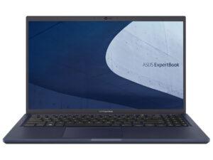 ASUS B1500CEAE-BQ0185R i7-1165G7 15.6 FHD 16GB DDR4  512GB M.2 NVMe™ WIN 10 PRO 1 year OS BLACK