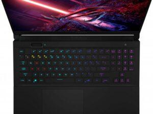 מחשב נייד לגיימרים Asus ROG Zephyrus S17 GX703HS-KF073T – צבע שחור